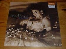 MADONNA - LIKE A VIRGIN CLEAR VINYL ALBUM LP RECORD 33rpm SEALED NEW LTD EDITION