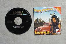 "CD AUDIO MUSIQUE / LORNA ""PAPI CHULO...TE TRAIGO EI MMMM..."" 2T 2003 CARDSLEEVE"