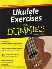 Ukulele Exercises for Dummies Chords TAB Finger Picking Strumming