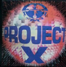 2 Vinyl Disc Limited Edition Project X  X- Mix  Victor Lee and Tommy Boy Records