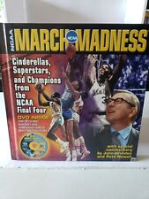 Ncaa March Madness Hardcover Book. Cinderellas, Superstars, And Champions From
