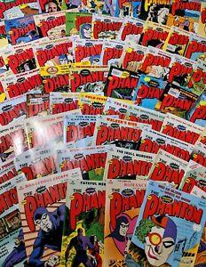 100+ Phantom Comics LOT