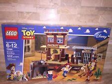 LEGO DISNEY TOY STORY SET 7594 WOODYS ROUNDUP