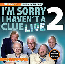 I'm Sorry I Haven't a Clue Live 2 by Humphrey Lyttelton (Audiobook CD)