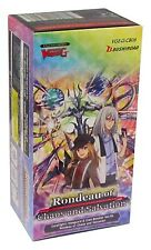 Cardfight Vanguard G Clan Booster Box - Rondeau of Chaos and Salvation, English