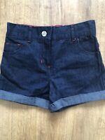 💙 store twenty one 💙 Size 7 Years Girls Blue Denim Shorts