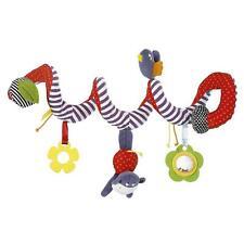 Kids Infant Crib Cot Seat Pram Hanging Musical Baby Newborn Spiral Toys Gifts FW