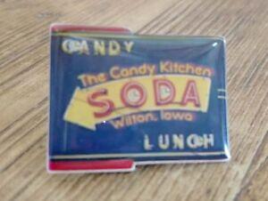 Candy Kitchen, Wilton, Iowa Blinkee Pin