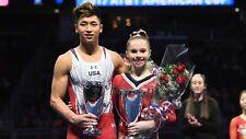 2017 American Cup: Men & Women's AA, Gymnastics BLURAY -Smith/Moldauer/Verniaiev