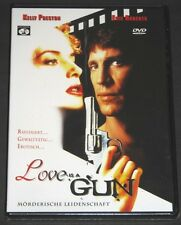 DVD Love is a Gun, Kelly Preston, Eric Roberts, Marshall Bell, NEU & OVP