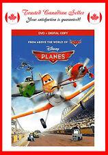 Disney's Planes (DVD, 2013, Includes Digital Copy)