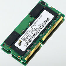 256MB PC100 100Mhz SDRAM 144pin Sodimm Memory RAM laptop notebook