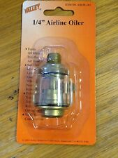 "1/4"" AIRLINE/AIR LINE- INLINE /IN LINE OILER - AIR HOSE"