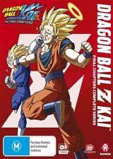 The Dragon Ball Z Kai - Final Chapters (DVD, 2018, 12-Disc Set)
