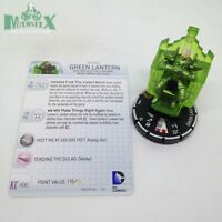 Heroclix World's Finest set Green Lantern (Kingdom Come) #064 Chase fig w/card!