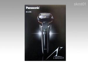 Panasonic Lamdash Men's Shaver 5 Blades Black ES-LV5C-K without automatic clean