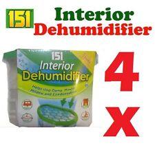 4x suspendu armoire déshumidificateur stop humidité extracteur humide intérieur maison bureau