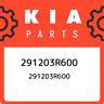 291203R600 Kia 291203r600 291203R600, New Genuine OEM Part