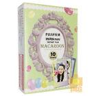 FUJIFILM FUJI INSTAX Instant FILM 1 PACK / MACAROON / Macaron 4 MINI 8 7S 50S