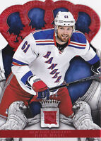 13-14 Crown Royale Rick Nash /99 RED Parallel NY Rangers 2013