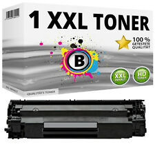 1x xxl toner Cartouches pour HP Laserjet p1005 p1006 p1007 p1008 Black 35a cb435a