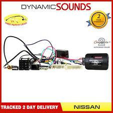 Ctsns 014.2 auto estéreo kit de interfaz de volante para Nissan Frontier 2015 en