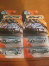 Matchbox Lot Of 4 Ford Police Interceptors