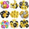 Islam Ramadan Mubarak Eid Mubarak Decor  Balloons Bunting MultiColour Kids