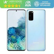Samsung Galaxy S20 4G 128GB Cloud Blue Unlocked Dual Sim Grade A-