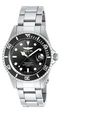 Invicta 8932OB Men's Coin Edge Bezel Black Dial Pro Diver Watch (aka 8932C)