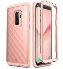 ROSEGOLD Samsung Galaxy S9 PLUS Case Clayco Hera Series Full-body Rugged Cover