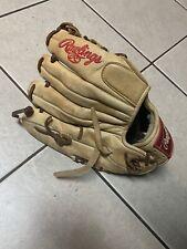 New listing Left Hand Rawlings GGE112CDB  11 1/4 inch Elite Pro Design Baseball Mitt