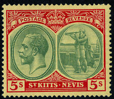 St. Kitts and Nevis Single Stamps
