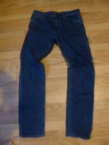 mens HUGO BOSS jeans - size 34/34 great condition