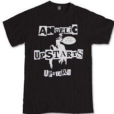 ANGELIC UPSTARTS tee punk rock Oi! band skinhead S M L XL 2XL 3XL t-shirt