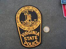 PATCH POLICE ECUSSON COLLECTION  USA   police  virginia