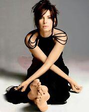 Sandra Bullock Celebrity Actress 8X10 GLOSSY PHOTO PICTURE IMAGE sb21
