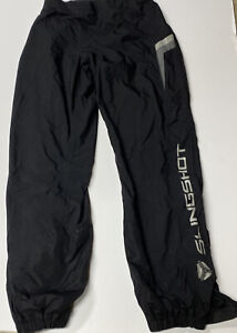 Polaris Slingshot Rain Pants Size M Zipper on legs Elastic waist band