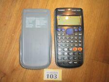 Utiliza Casio Fx 83 GT PLUS Calculadora científica