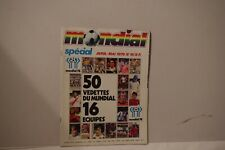MONDIAL FOOTBALL 1978 ARGENTINA