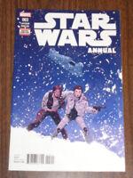 STAR WARS ANNUAL #3 MARVEL COMICS NOVEMBER 2017 NM (9.4)
