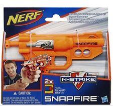 New Hasbro Nerf N-Strike SnapFire Blaster w/2 Darts