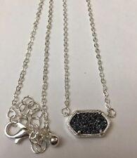 Chloe Drusy Design by Isabel J. Scott Drusy Gray & Silver Necklace Kendra +