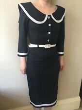 Collectif Sailor Wiggle Dress 6