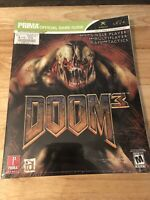 Doom 3 (Xbox) (Prima Official Game Guide) by Stratton Bryan BRAND NEW