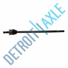 Brand New Front Passenger Side U-Joint Axle Shaft Assembly - Jeep Part Time AWD