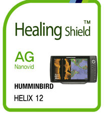 For HUMMINBIRD HELIX 12 , Anti Glare Matte LCD Screen Protector Outdoor Film