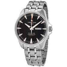 Certina DS Action Automatic Black Dial Men's Watch C032.430.11.051.00
