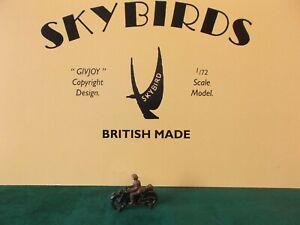 Skybirds Models. Despatch Rider.