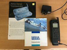 Nokia 9000i Communicator - An early smart phone.